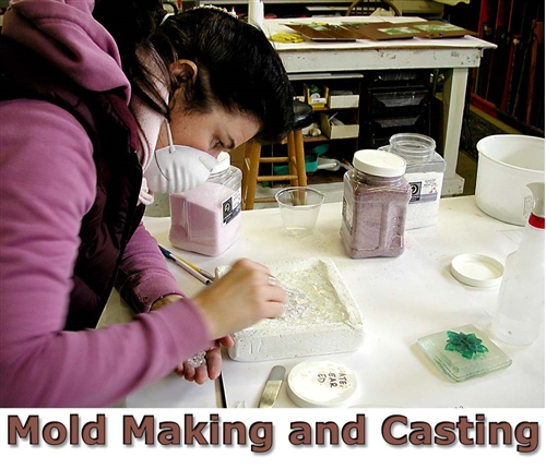 Glass Fusing Molds & Molding Kits | Glass Casting Supplies
