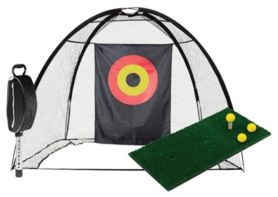 JEF World of Golf Complete Home Practice Range (JR1280)