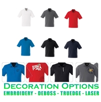 Mens Custom Logo Polo Shirts
