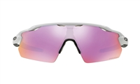 Oakley Eyewear Radar Pitch - Polished White Frame