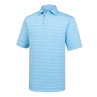 FootJoy Men's Golf Shirt -  End on End Lisle Self Collar