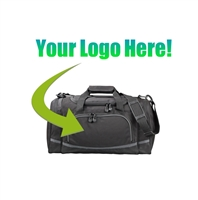 "Custom Logo 20"" Sport Duffel Bag"