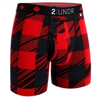 2UNDR Swing Swift Golf Boxer Brief - O Canada