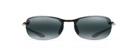 Maui Jim Makaha Polarized Sunglasses - Gloss Black