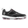 FootJoy FJ Fury Spiked Golf Shoes, Black
