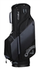 Callaway CHEV Cart Bag - Black/Grey/White