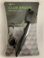 Golf Brush - Retractable