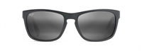 Maui Jim South Swell Polarized Sunglasses - Matte Black