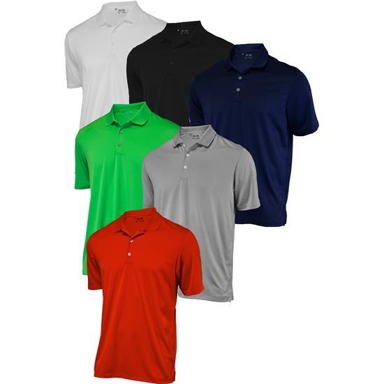 821db6930de6 adidas Performance Custom Logo Golf Shirts