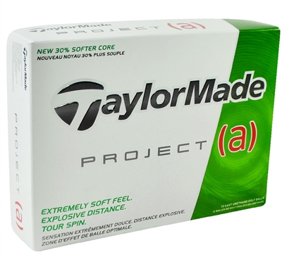 TaylorMade Project (a) Golf Ball (2 dozen Special)