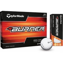 TaylorMade Burner Custom Logo Golf Balls