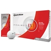 TaylorMade Project (s) Golf Ball - White