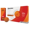 TaylorMade Project (s) Golf Ball - Matte Orange