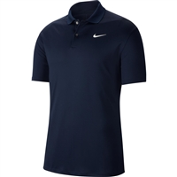 Nike Men's Dri-FIT Victory Golf Polo, Navy
