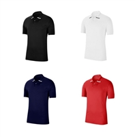 Mens Nike Dry Vapor Solid Polo Custom Logo Golf Shirts