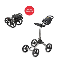 Bag Boy Quad Plus XL 4 Wheel Cart