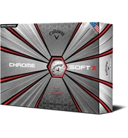 Callaway Chrome Soft X 2018 Golf Ball