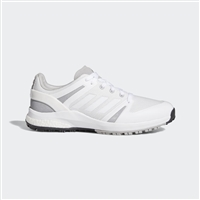 adidas Men's EQT Spikeless Wide Golf Shoes, Cloud White