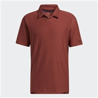 adidas Go-To Polo Shirt, Wild Sepia