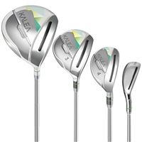 TaylorMade Ladies Kalea Combo Irons Set (10pc)- DEMO