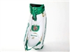 TaylorMade 2021 Commemorative Major Season Opener Masters Staff Bag