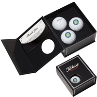 Titleist 3-Ball Pro V1 Appreciation Box