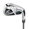 TaylorMade SIM Max Iron Set, Steel - Mens Left - Regular Flex - 7PC / 5-PW   AW - KBS MAX 85