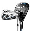 TaylorMade SIM Max Combo Iron Set, Steel Irons/Graphite Hybrids