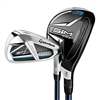 TaylorMade SIM Max OS Combo Iron Set, All Graphite