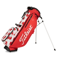 Titleist 2020 Players 4 Plus Stand Bag - Canada Flag