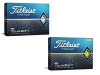 Titleist 2020 Tour Soft Golf Balls (1 dzn)