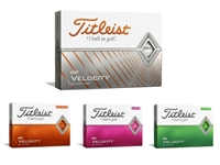 Titleist Velocity Golf Balls - White