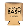 Metallic Beverage holders Glam favors
