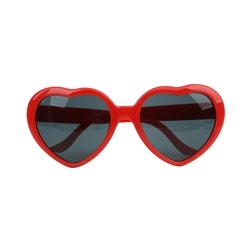 Heart shape personalized sunglasses fun and affordable favor