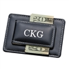Personalized Leather Money Clip and Card Holder Perfect Gift for the Man in Your Life