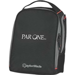 Personalized TaylorMade(R) Black Golfers Shoe Bag