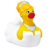 Personalized Rubber Duck Bride Wedding Favor or Gift