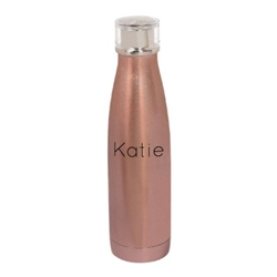 Personalized Vacuum Sealed Water Bottle Wedding Party Gift
