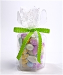 Clear Flower Top Favor Box (25 Pieces)