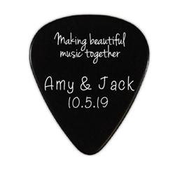 Personalized Fender Guitar Pick