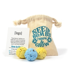Custom Seed Bombs