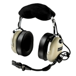 Flightcom E-13 Passive Headset (Low Impedance)
