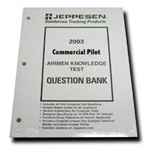 Jeppesen Commercial Pilot Airplane FAA Exam Packag