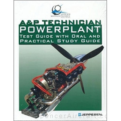 js312751 a p powerplant test guide from jeppesen rh airportpilotshop com Jeppesen Airport Diagrams Jeppesen GPS