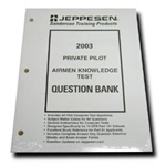 Jeppesen Private Pilot FAA Exam Package