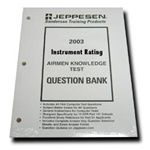 Jeppesen Instrument Rating FAA Exam Package