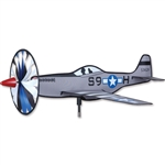Airplane Spinner - P-51 Mustang