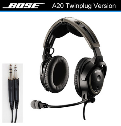 Bose A20 (Straight Cord, Twin Plugs )
