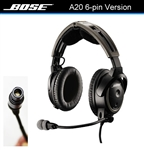 Bose A20 (Straight Cord, 6-pin )