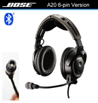 Bose A20 (Straight Cord, 6-pin w/Bluetooth )